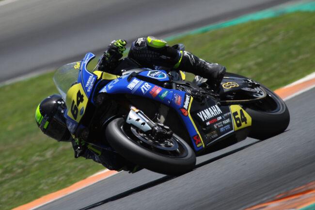 El Team Yamaha Stratos pone rumbo a MotorLand Aragón