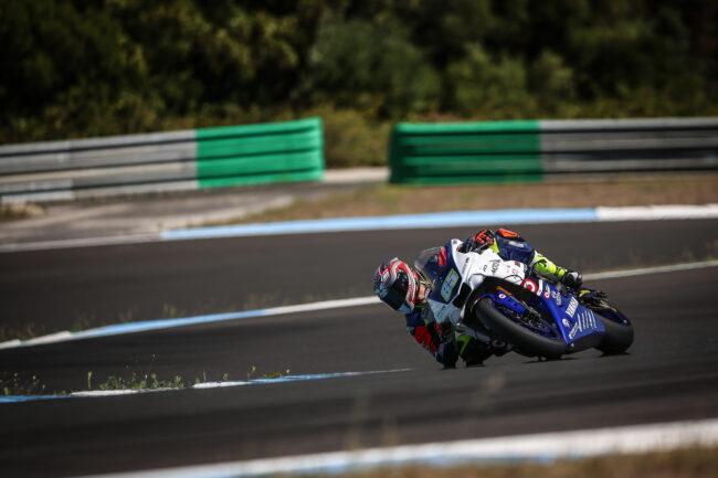 Pedro Nuno se une al Yamaha Stratos en ESBK para finalizar la temporada
