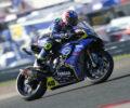 Federico Sandi, Pedro Nuno y el Yamaha Stratos aspiran al podio en Navarra