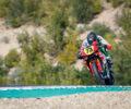 Andoitz Bonilla cerrará el año con el Team Yamaha Stratos en Jerez