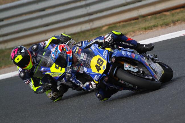 El Team Yamaha Stratos llega a Jerez para cerrar la temporada por todo lo alto