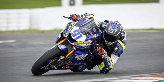 Mihail Florov se une a la estructura del Team Yamaha Stratos en Jerez