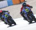 Nuno, Bonilla y Florov suman puntos en el Circuito de Jerez