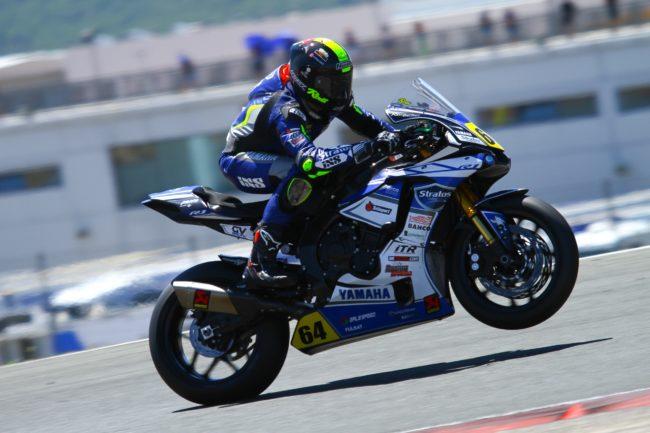 Nuevo paso adelante para los pilotos del Yamaha Stratos