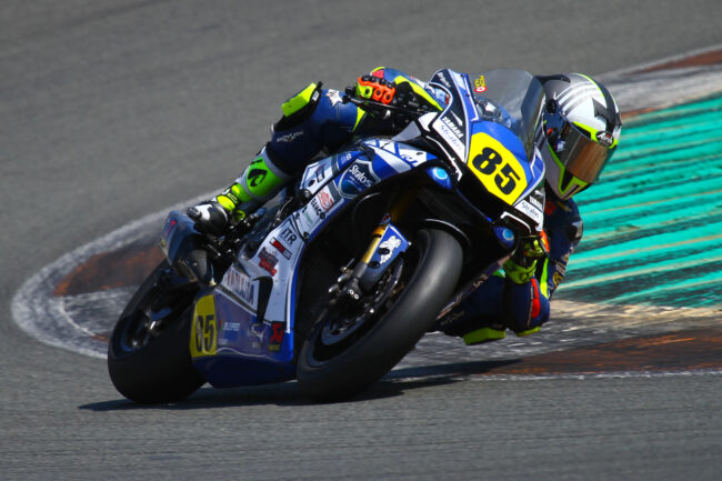 Jerez espera al Team Yamaha Stratos este fin de semana