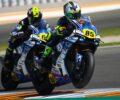 Los pilotos del Yamaha Stratos vuelven a los puntos en Valencia
