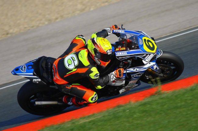El Team Yamaha Stratos llega a Navarra con María Herrera en sus filas