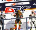 Incontestable victoria de María Herrera y el Yamaha Stratos en Navarra