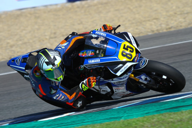 """Pedro Nuno, Kike Ferrer y el Yamaha Stratos cierran 2020 en el """"top10"""""""