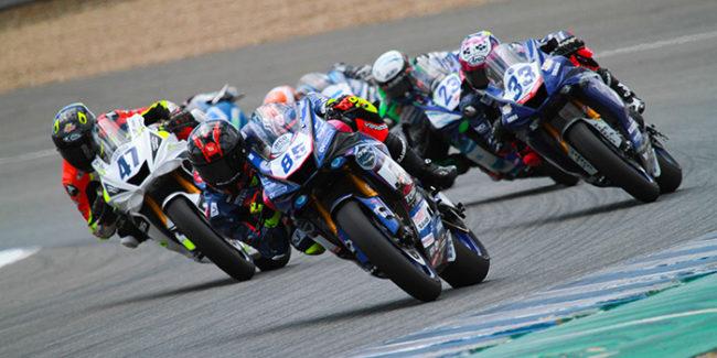 Gran remontada de Pedro Nuno en el Circuito de Jerez