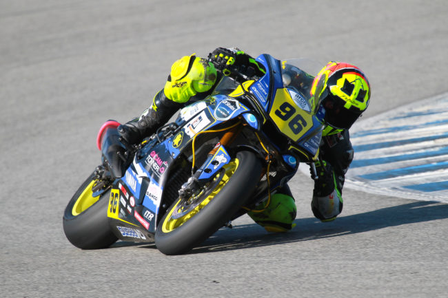 El Yamaha GV Stratos viaja a Navarra para luchar por el podio