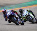 Los pilotos del Yamaha GV Stratos brillan en MotorLand Aragón