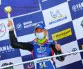 Olga Shaternikova y el Yamaha GV Stratos suben al podio en Valencia